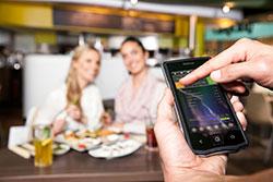 Wireless-restaurant