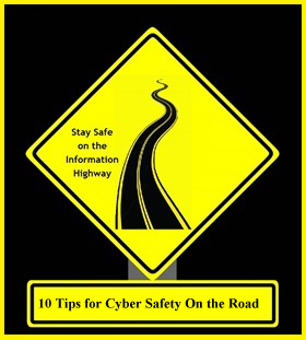 Stay-Safe-sign-with-road1